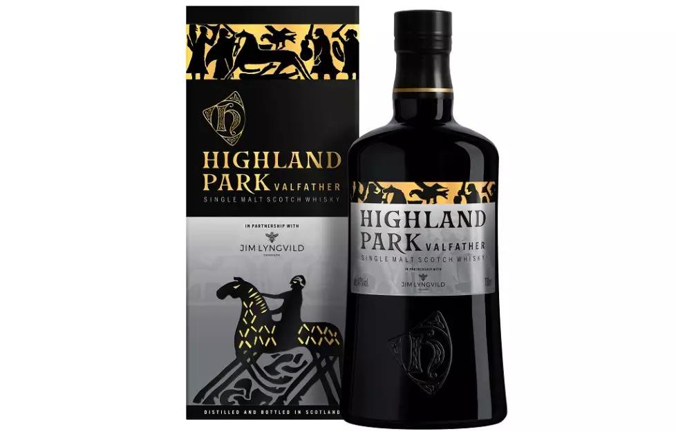 高原骑士将推出维京传奇系列最后一款威士忌