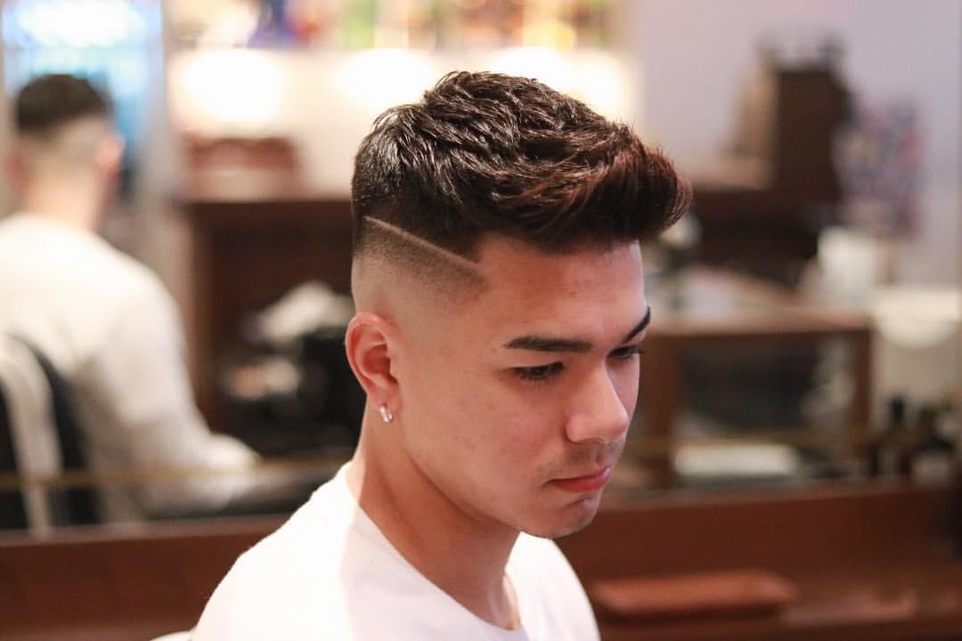 2019年,流行这样的男士发型