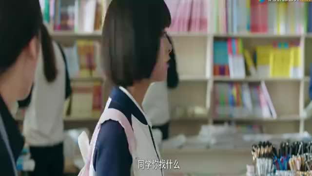 陈小希让陆扬教写情书,不料陆扬帮忙写的内容,让小希丢大了脸