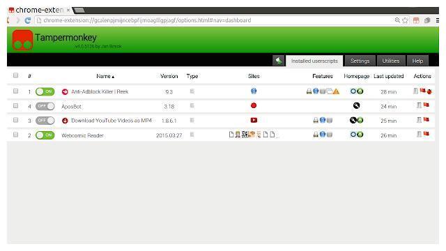 喜讯!万能浏览器脚本神器油猴在App Store登陆了