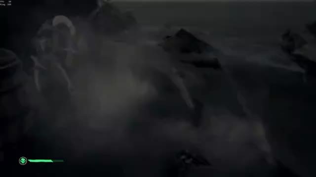 盗贼之海:老外为保全自己的船,向海盗头子楚河献媚