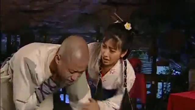 少林武王:和尚误食大补药,烧得他浑身燥热,却不知需这样解除