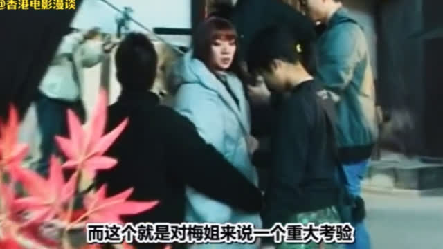 2003年梅艳芳公益广告花絮回顾