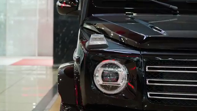 新款奔驰G500卓越品质超凡性能豪华来袭