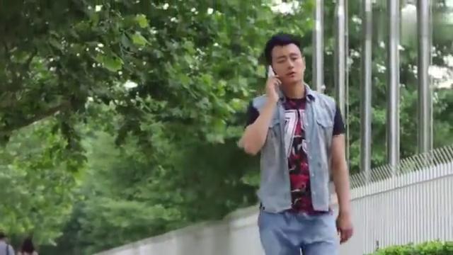 袁晓凡接到郭伟达电话, 被告知刘若男不慎从高处摔下