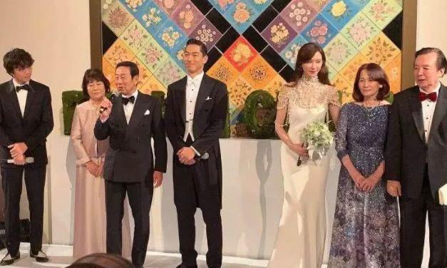 王力宏妻子有多美?看她和林志玲同框,新娘风采都被抢走了