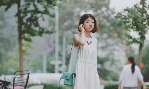 158小女生穿什么显高?小个子时尚博主穿搭示范,清新洋气又显高