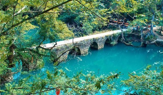 """中国最美的地方,仿佛身在翡翠世界,被誉为""""腰带上的绿宝石""""!"""