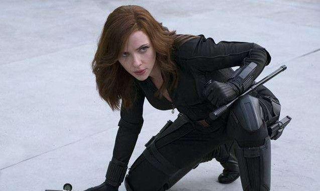 《复仇者联盟4》还没上映,斯嘉丽又一部新片定档!80亿票房稳了