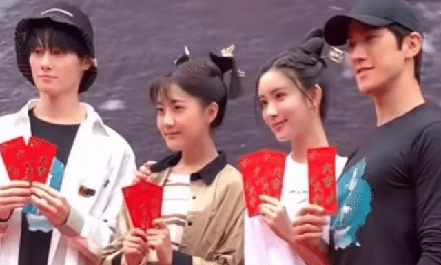 《十国千娇》开机,孟子义造型亮眼,网友:李艺彤想演两角大王?