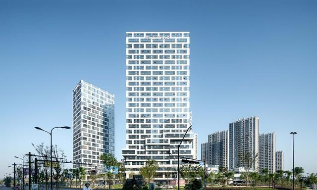 柯路设计的万通中心启用——余杭未来科技城再添特色商业综合体