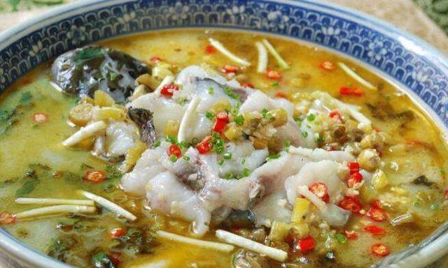 百姓家常菜谱,三种美味酸菜鱼的做法,你知道吗?