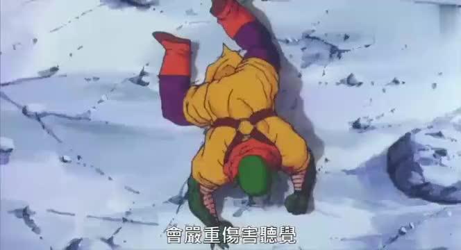 龙珠:堂堂的史拉格大王居然害怕口哨声,这弱点也就比克知道了