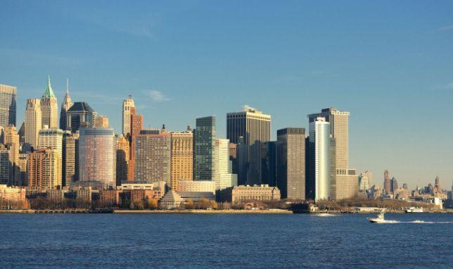纽约曼哈顿下城——殖民性地标建筑!