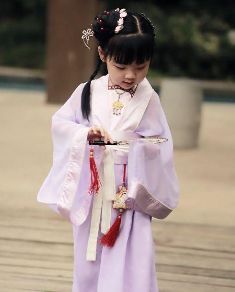 古风拍摄:古风小仙女,自小感受中国传统文化之美!