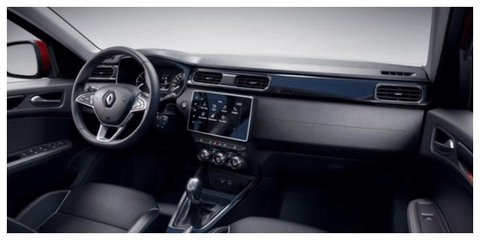 轿跑SUV雷诺Arkana曝光,提供两款发动机选择,外观动感时尚