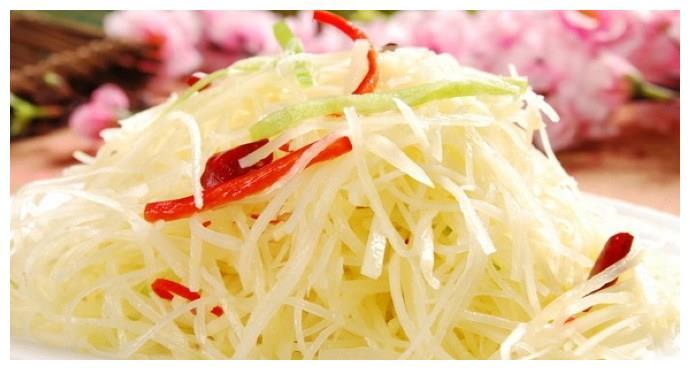土豆此做法绝了!简单快手,儿子特爱吃,还是家常菜最对味!