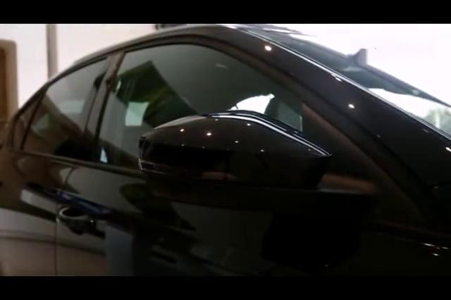 视频:有颜值不好惹,斯柯达明锐RS潇洒展示