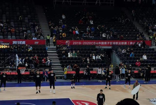 2019-2020CBA常规赛第14轮 广州VS辽宁,辽宁队赛前热身
