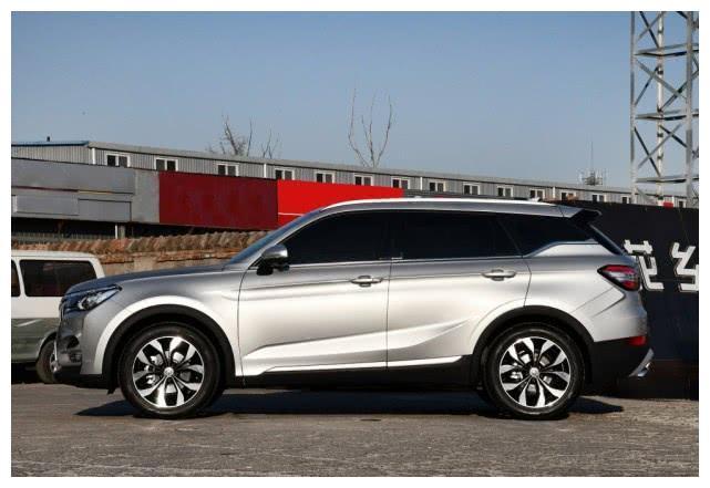 8万左右最具代表性的SUV,8万以下的价格让人心动,快下手吧