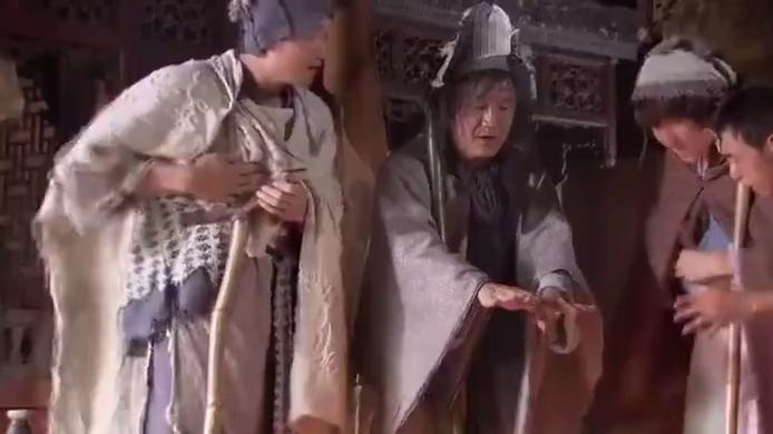 薛平贵与王宝钏:葛帮的收获不少,肉铺老板娘白送了一块猪肉
