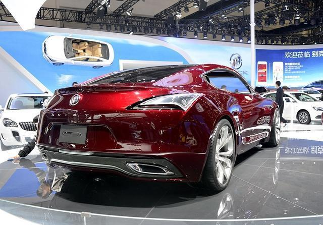 双门GT跑车, 颜值爆表, 豪华内饰, 仅售20万