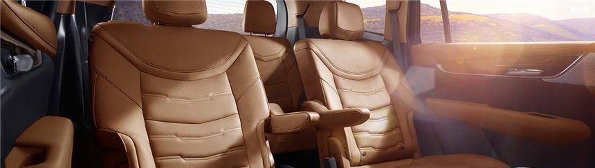 凯迪拉克XT6带你领略美式豪华