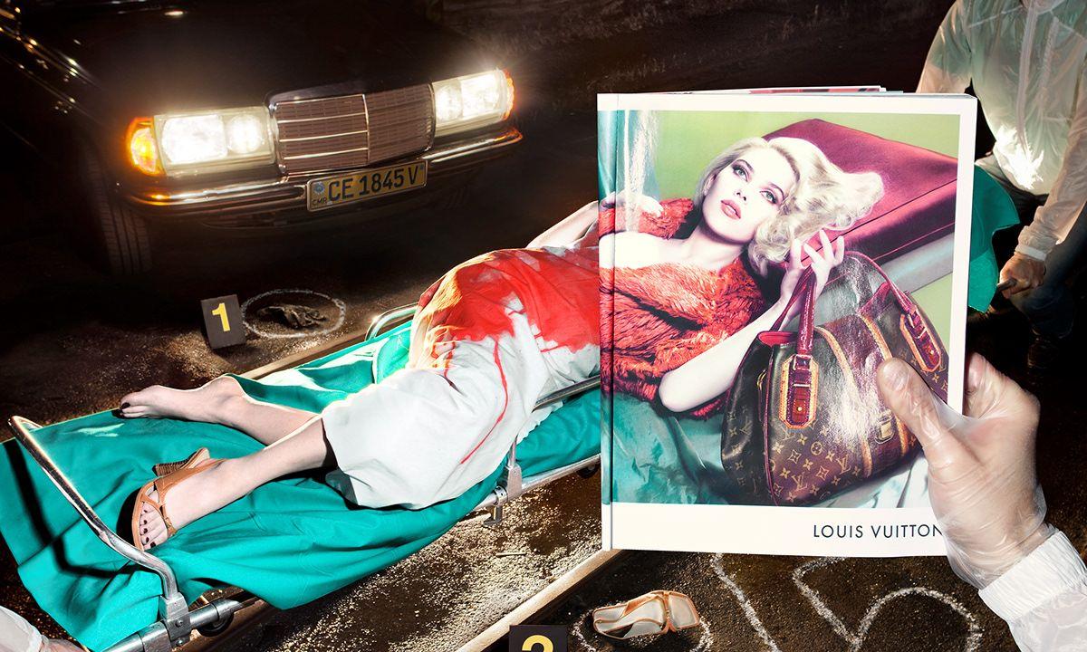 创意广告片《时尚的受害者》