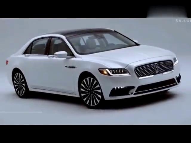 视频:武先生聊汽车林肯Continental即将上市