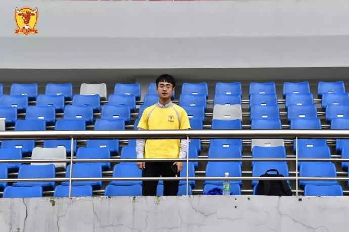 2019中乙联赛 | 一个人的远征