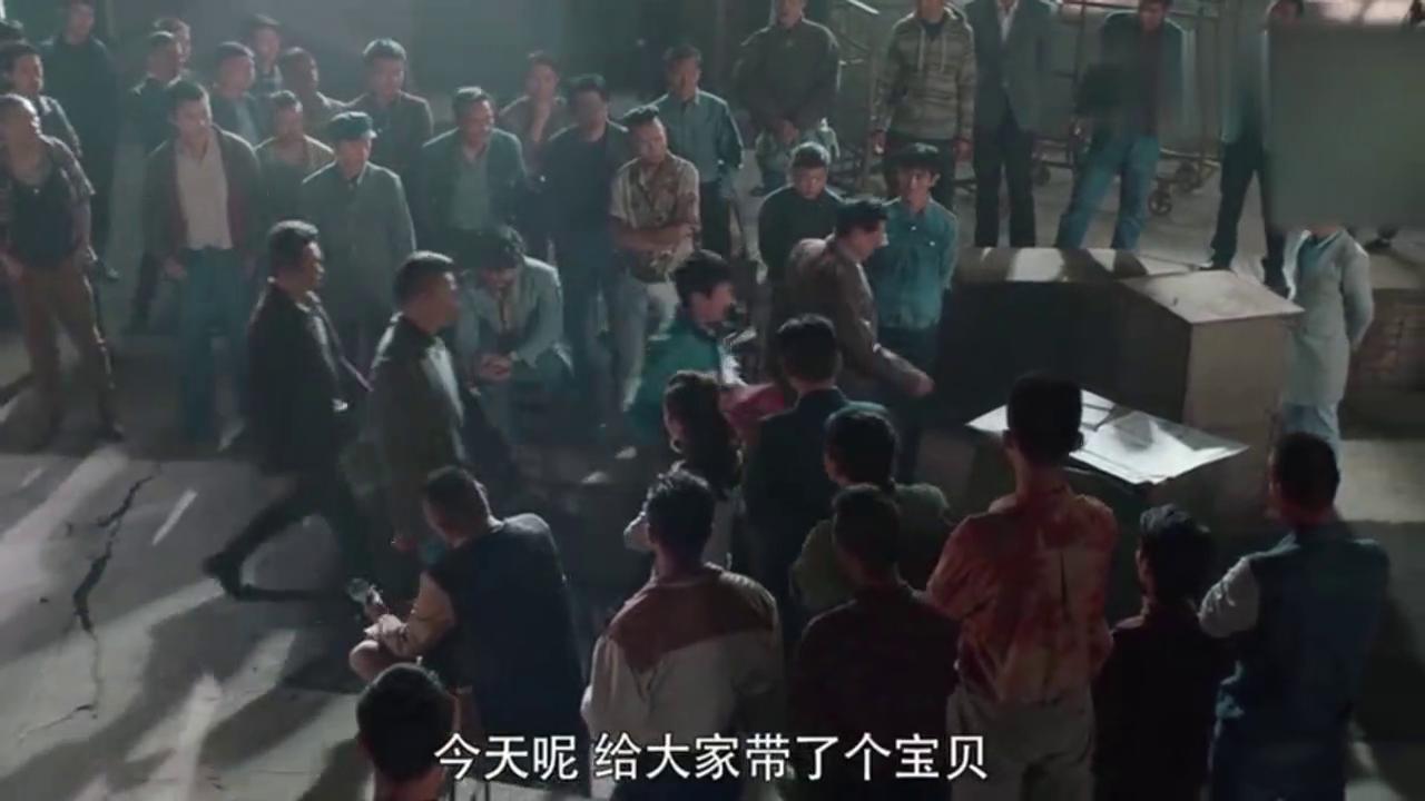 古董局中局:男子贩卖文物,夏雨爸爸的徒弟出来制止!