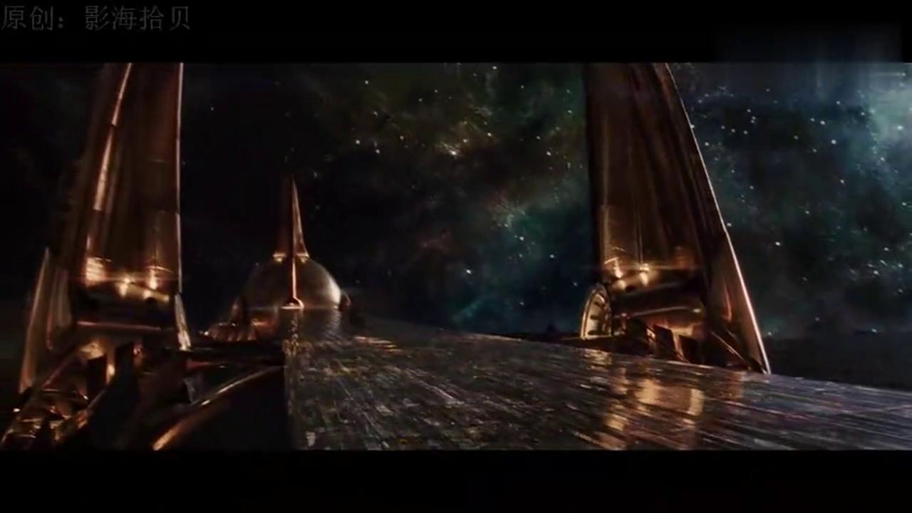 洛基准备对冰霜巨人斩草除根,雷神不惜毁掉彩虹桥救下冰霜一族