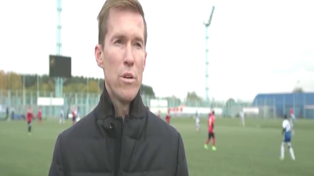 枪手及巴萨旧将赫莱布 自称将考虑来中国踢球