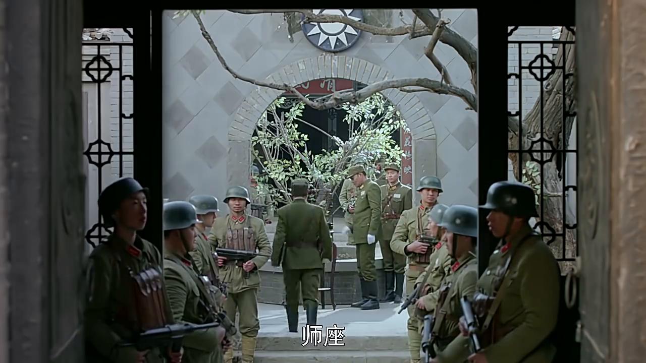 日本陆军部红人冈本中将视察,安保人员精挑细选,行动代号叫老板