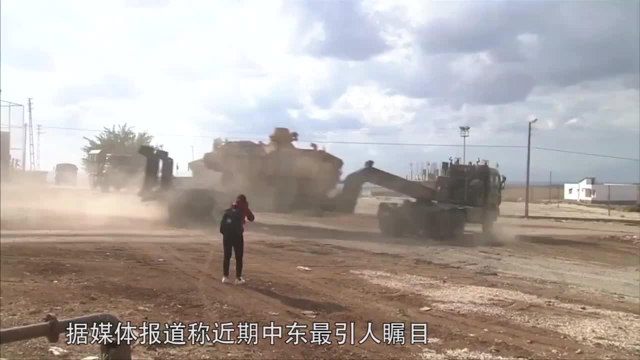 土耳其装甲师越过边境库尔德武装死战不退称绝不会投降