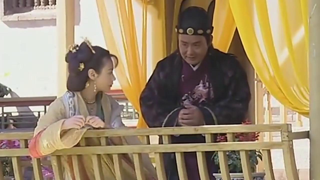 刘公公背叛昔日主子,识时务者为俊杰,抱新主子的大腿骗取信任