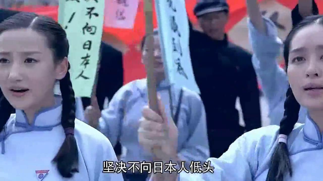 雪豹坚强岁月第二集:青年同学带头示威抗议,市长进退两难