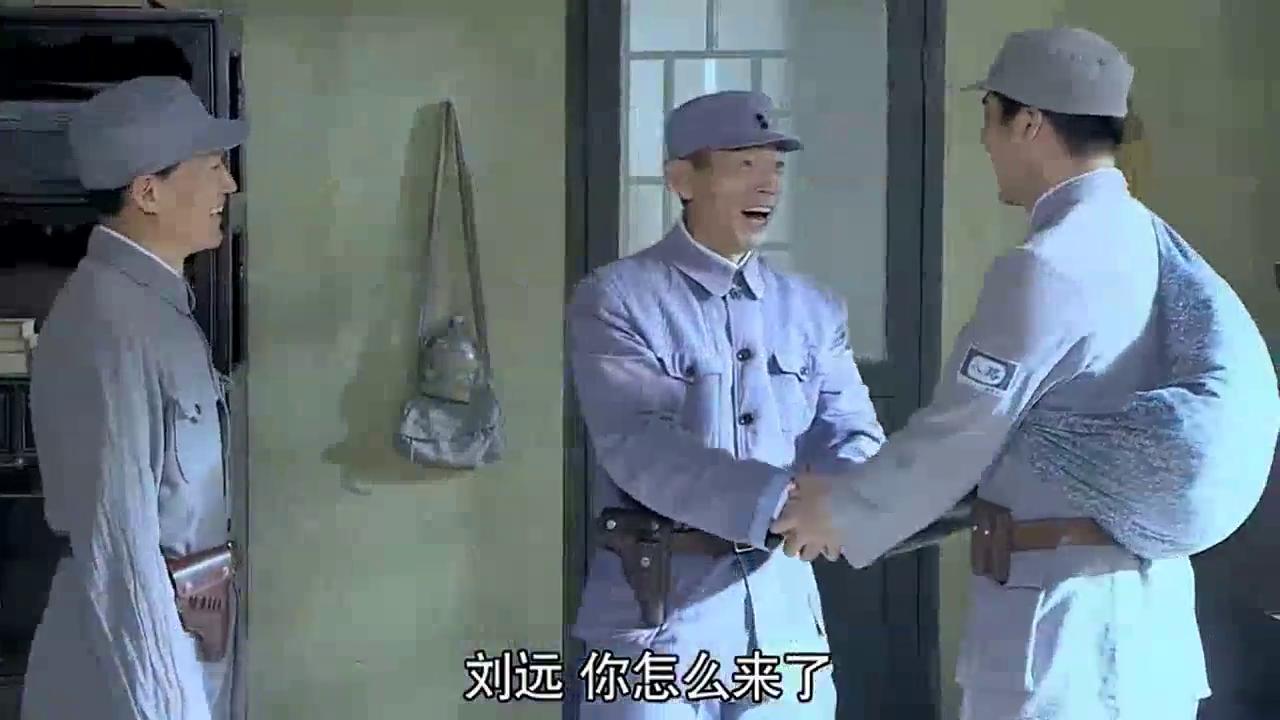 雪豹坚强岁月第二十二集:刘远与卫国谈心,提起萧雅卫国很是难过