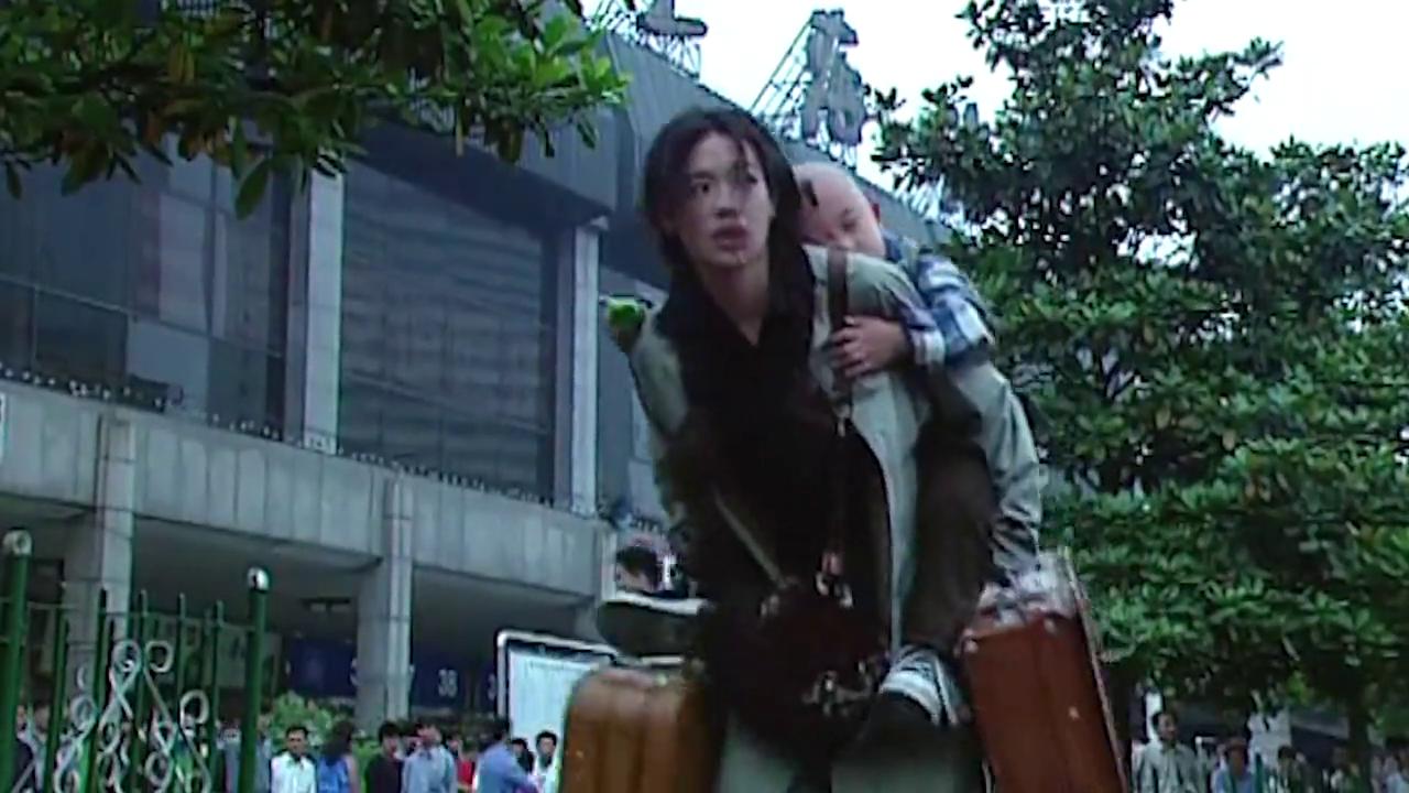 难得有情人:舒淇带走三岁孩子来上海找孩子他爹