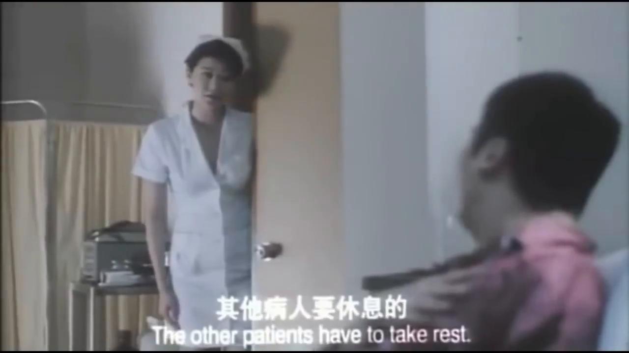 影视剧中吴镇宇白袍黑底裤