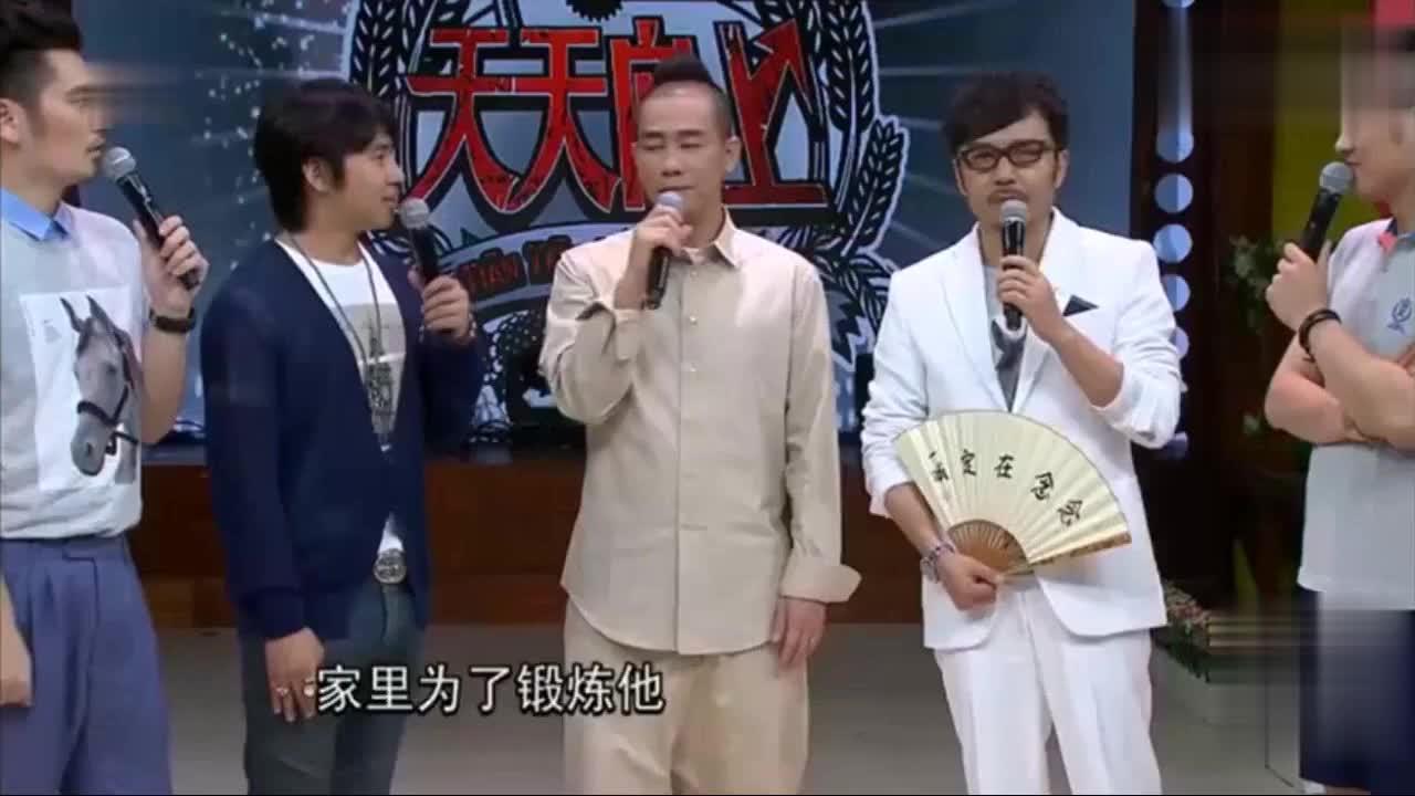 汪涵把两位天后歌曲弄错被陈小春指出山鸡哥也不给涵哥面子啊