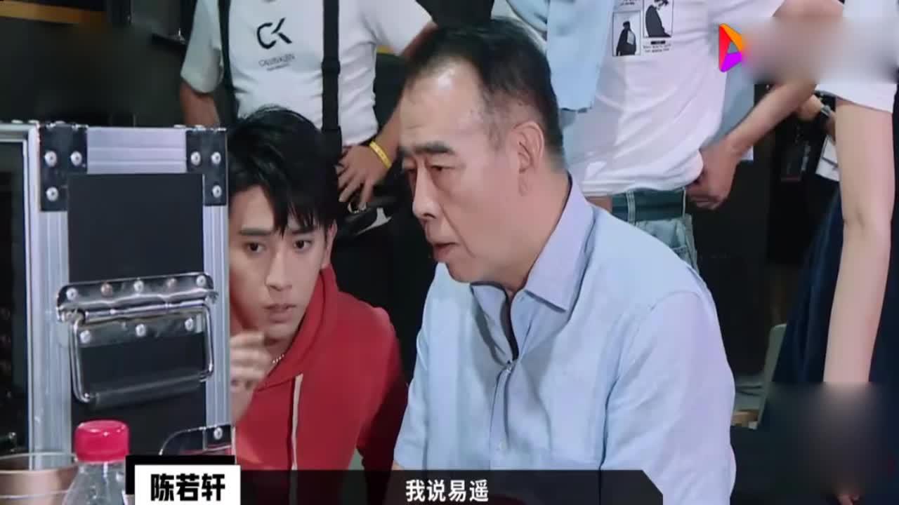 技巧型演员陈若轩塑造角色演完被陈凯歌批评太假陈若轩懵了