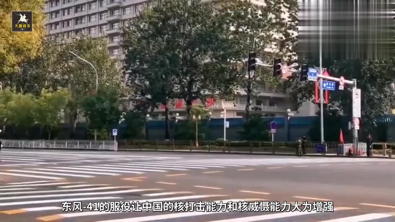 中国这款王牌装备比东风41还厉害国宝院士立了大功