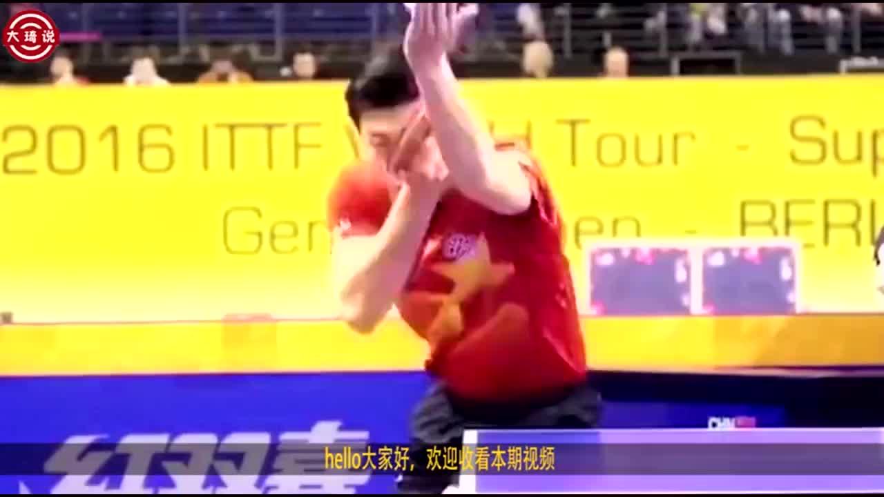 国乒昔日劲敌退役深情感恩中国恩师帮他9次登顶世界第一