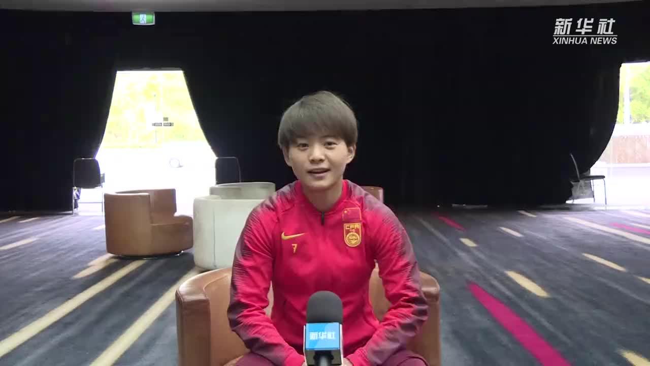 海归后自己加练 奥预赛力争全胜专访中国女足前锋王霜