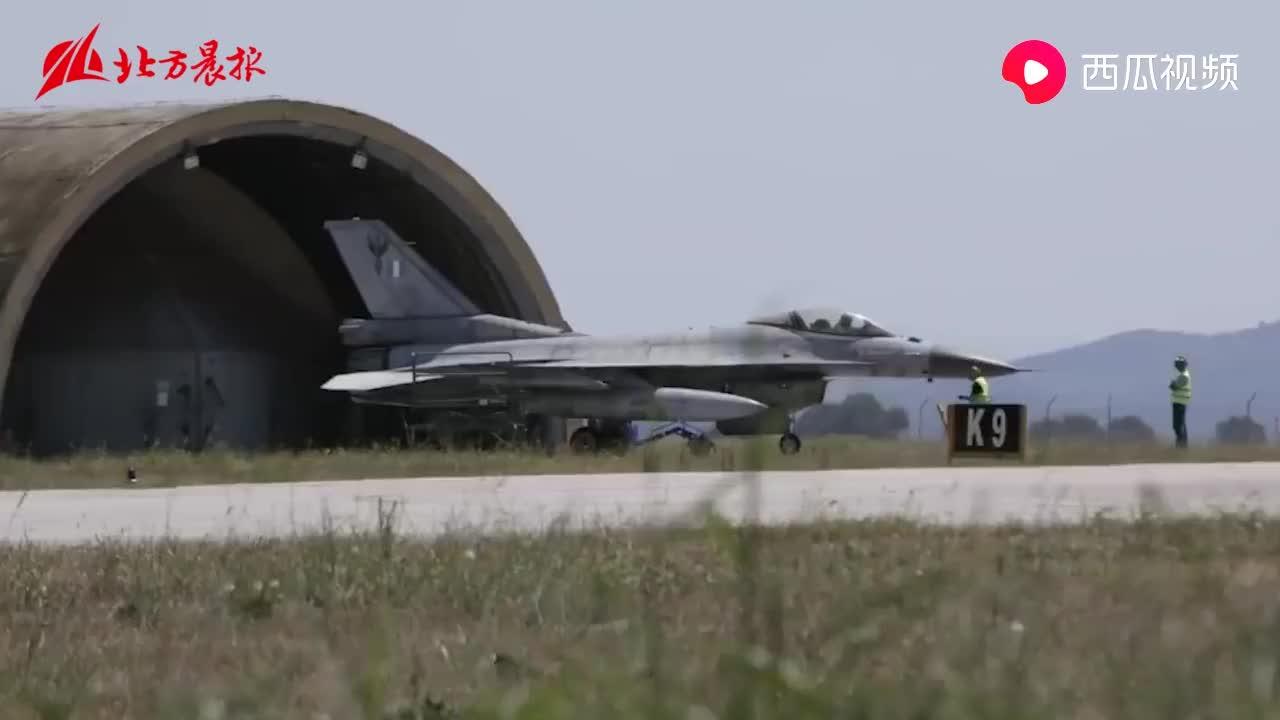 24小时内,土耳其战机入侵希腊领空40次:连续爆发16次战斗