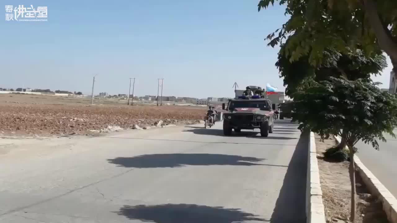 阿萨德迎来救星,大批俄雇佣军参战,阻击土耳其大军南下