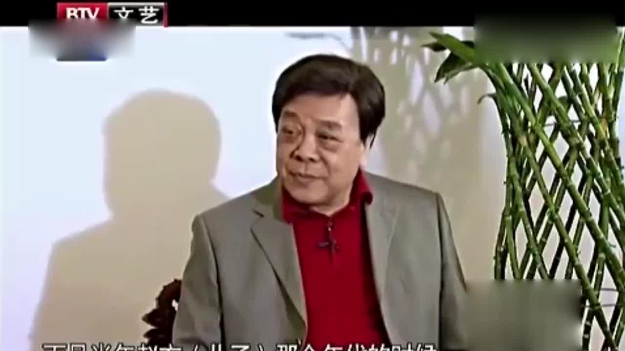赵忠祥身为父亲愧对儿子家境贫寒儿子出生后生活更加困难