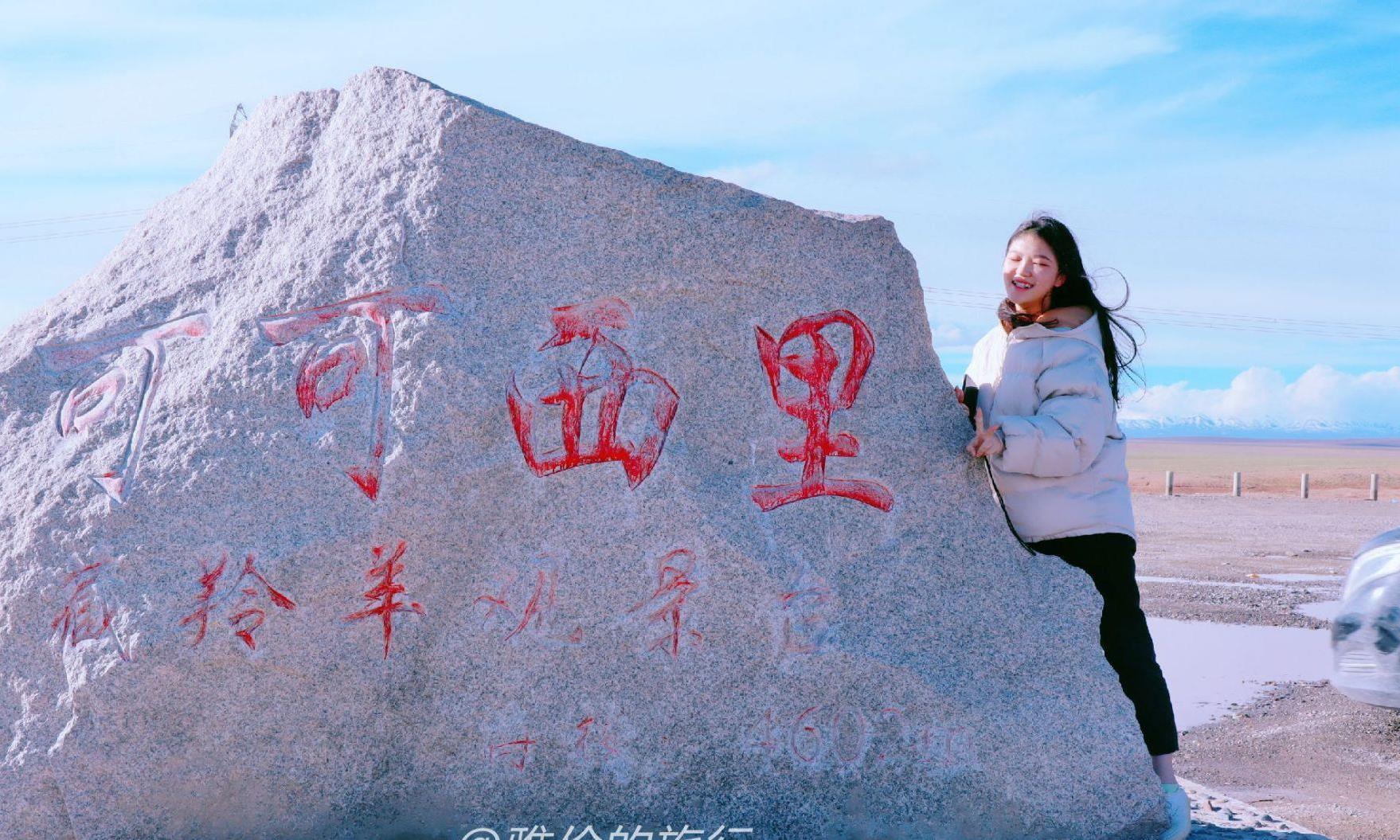 穿越青海可可西里无人区,海拔4千多米,藏羚羊突然出现太激动!