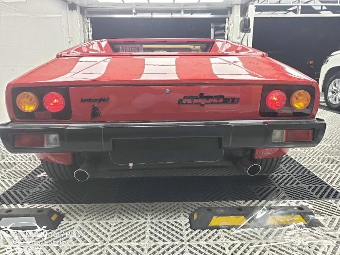 中国第一辆兰博基尼,也是史泰龙最喜欢的跑车之一,全球仅410辆
